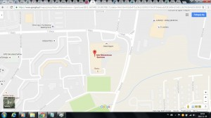 lokalizacja Hali